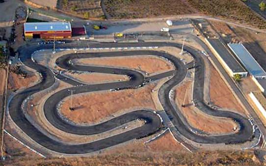 Circuito Karting : Circuitos moturismo moturisme